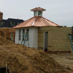 Copper Roofing by R.A. Woodall Roofing & Construction Virginia