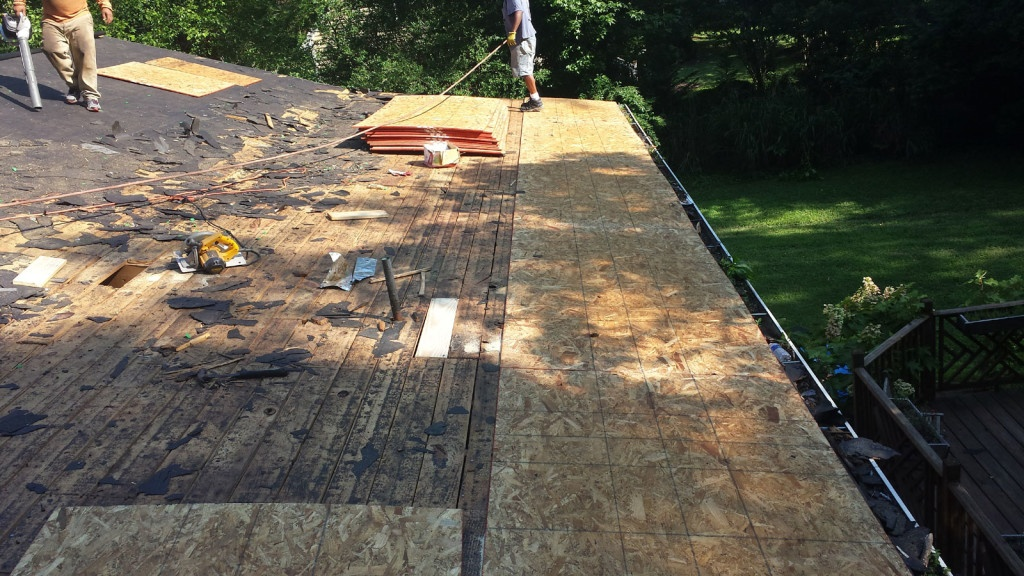 Replacement Roofing by R.A. Woodall Roofing - Williamsburg to Norfolk