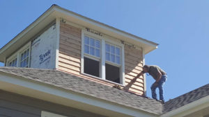 R.A. Woodall also does siding and roofing in the Williamsburg Area of Virginia